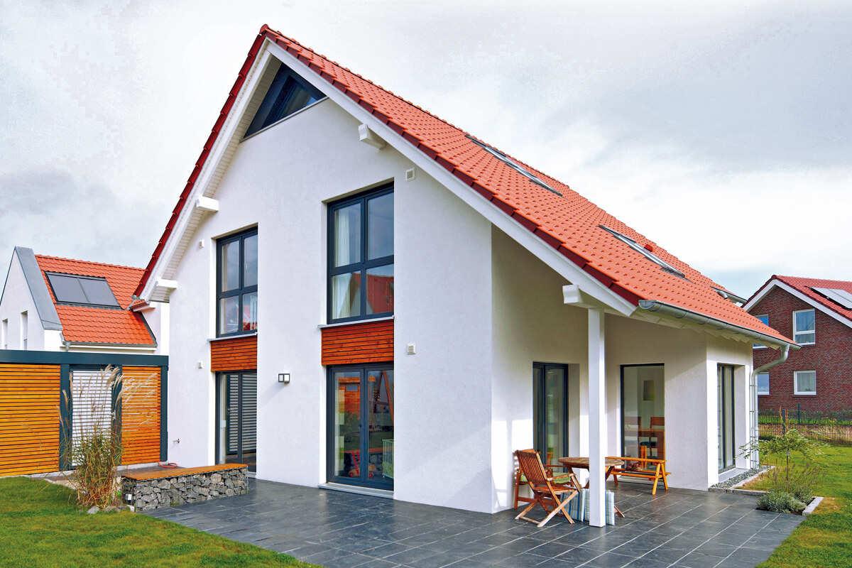 Landhaus Mit 160 M Grundriss Massiv Bauen In Hannover